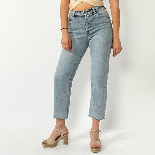 DADA - Jeans baggy elasticizzati