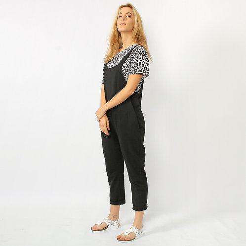 DADA - Jumpsuit morbida in cotone