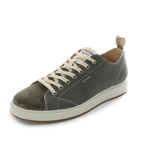 Igi&Co - Sneakers in pelle - Blu, Verde