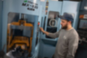 ACI Industries - CNC Milling