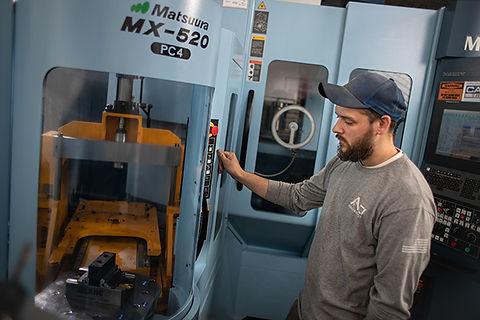 ACI Industries - CNC Milling