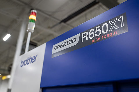 3/4-Axis CNC Milling: 2019 Brother Speedio R650X1