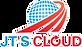 JT's Cloud Logo - No Caption White Outli