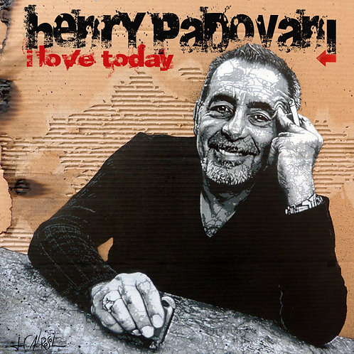 I LOVE TODAY - CD / henry padovani