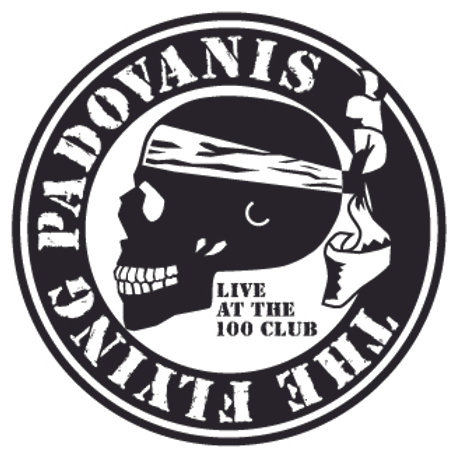 The FLYING PADOVANIS - Live at The  100 Club