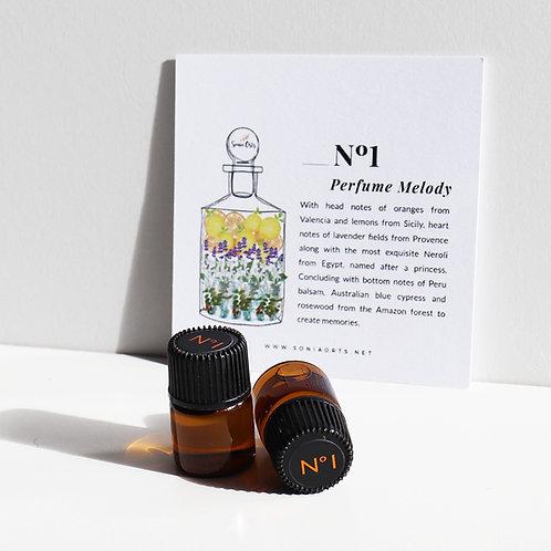 Alchemic Perfumes Samples