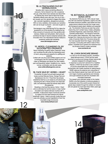 Beauty Biz - Sonia Orts Page