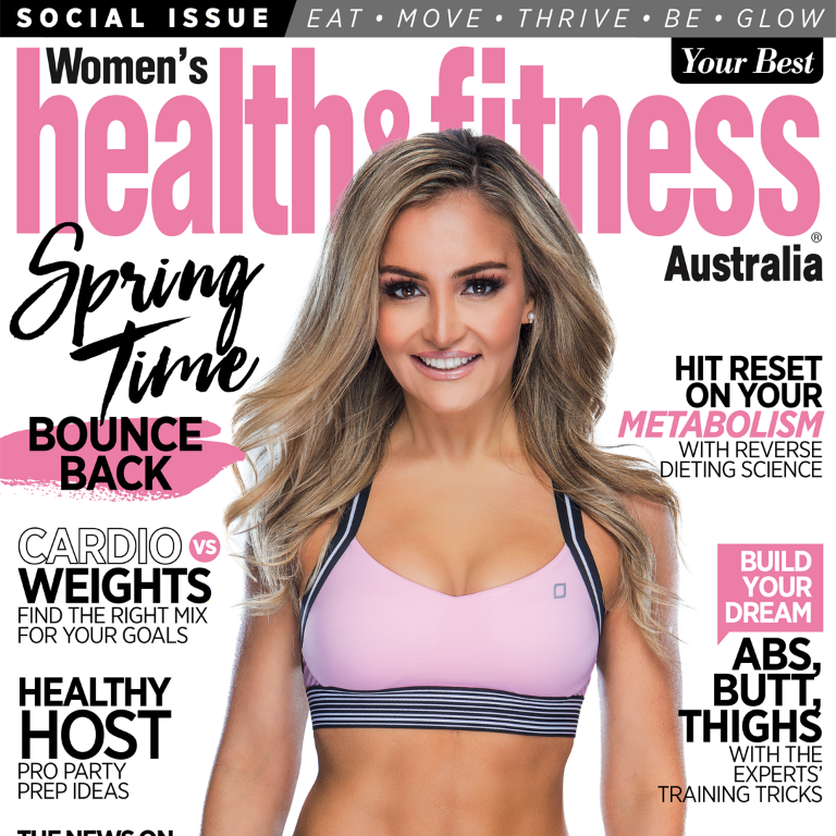 WH&F Cover, Sonia Orts
