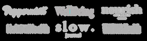 media logos silver
