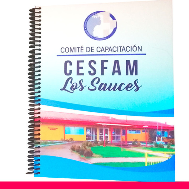 PG-12 Cuadernos institucionales,