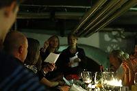 Middagsmord är en annorlunda aktivitet för företagsfesten eller möhippan