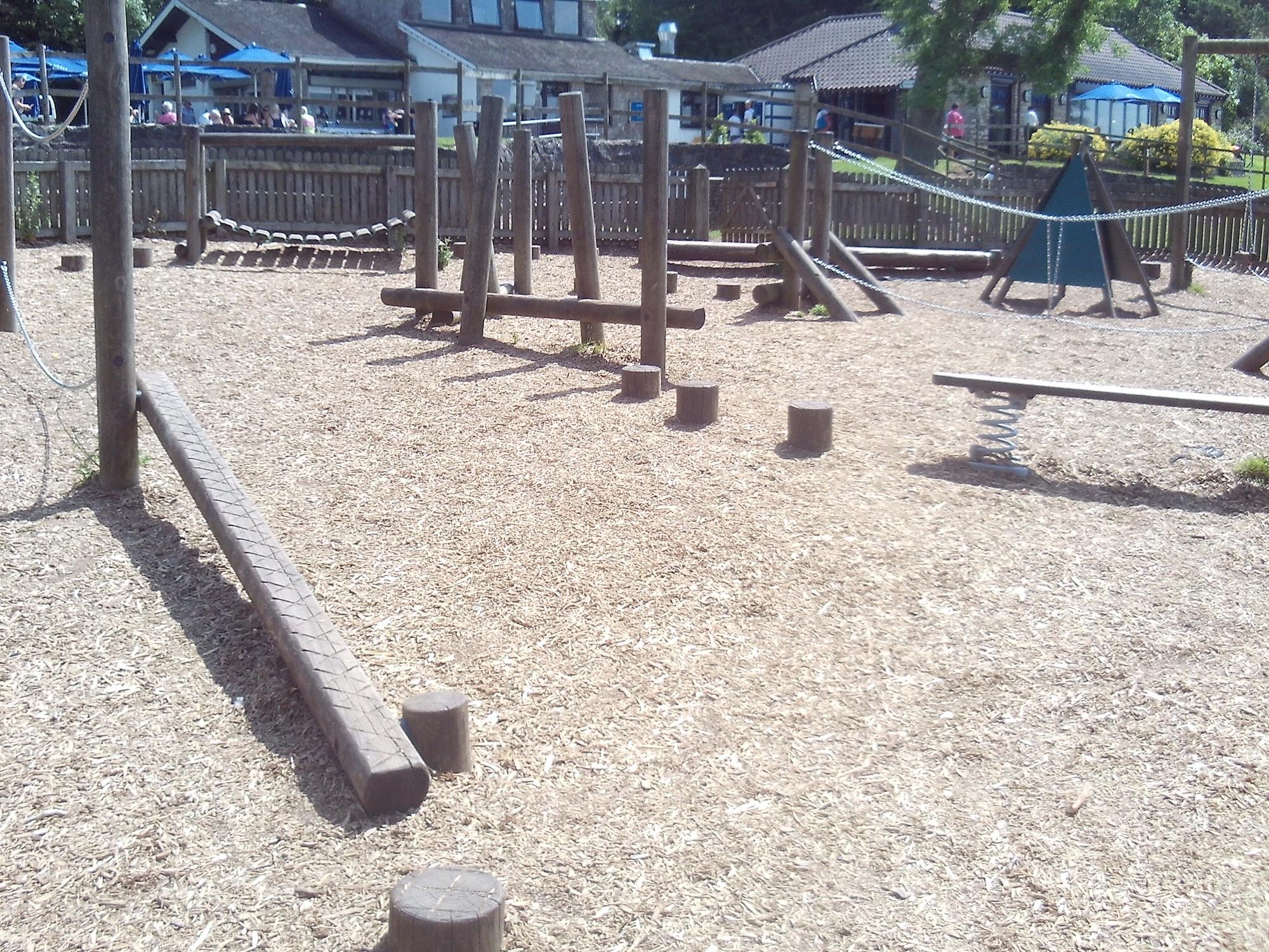 Chew Valley Lake Playground