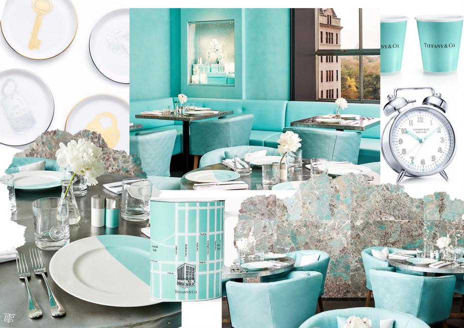 Tiffany&Co. Gets Chic New Café