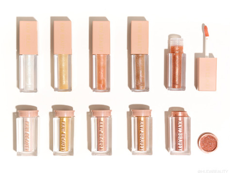 Exclusive view of KKW Beauty's new Products