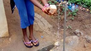 Distribution in Abangoh, Nkwen