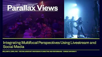 Everyman Livestream Example (Tech Week)
