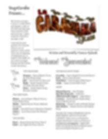 La Caravana Gitana Program.jpg
