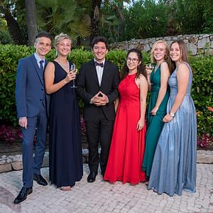 Nobel International Leavers prom 2019