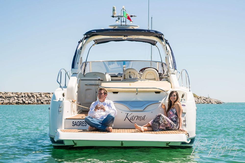 Karma boat cruises, Lagos, Algarve