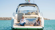 Commercial Charter Boat Photography Algarve.