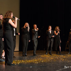 Foto met Dutch Jazz Choir
