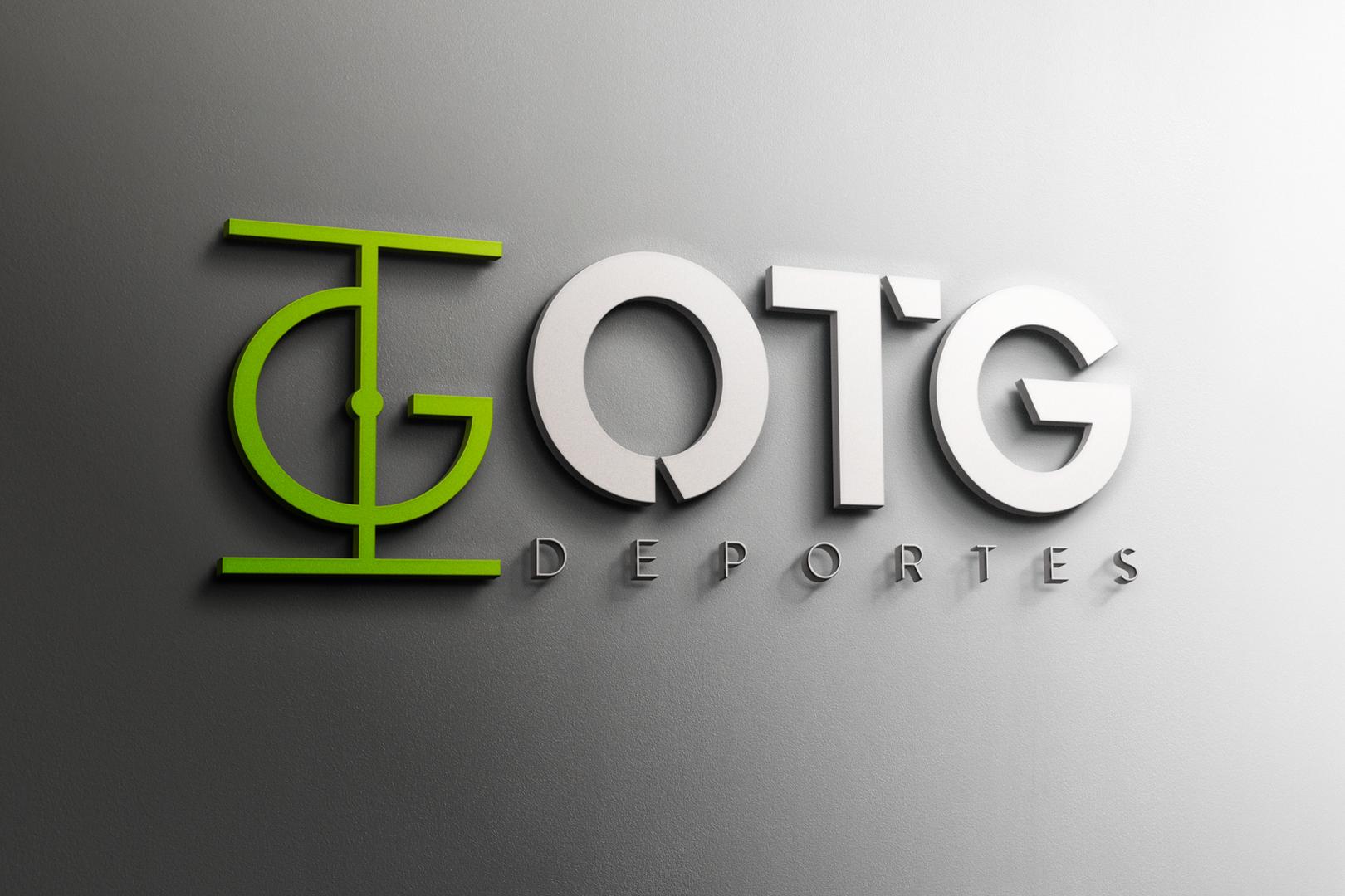 Identidade Visual OTG Deportes