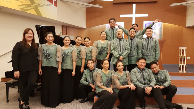 His Sounds Chorale (Philippines)