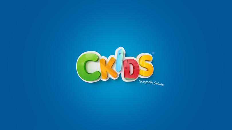 Kids logo Deisgn