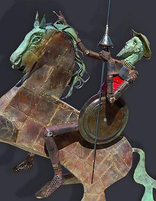 Sculptures et bronzes Yves CASS