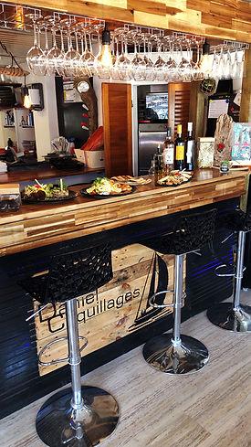 Bar à huitres à Sainte Maxime dans le Var