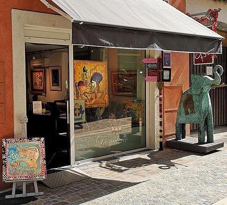 La Galerie Yves CASS Fréjus