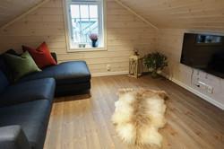 Tv-stue på hemsen