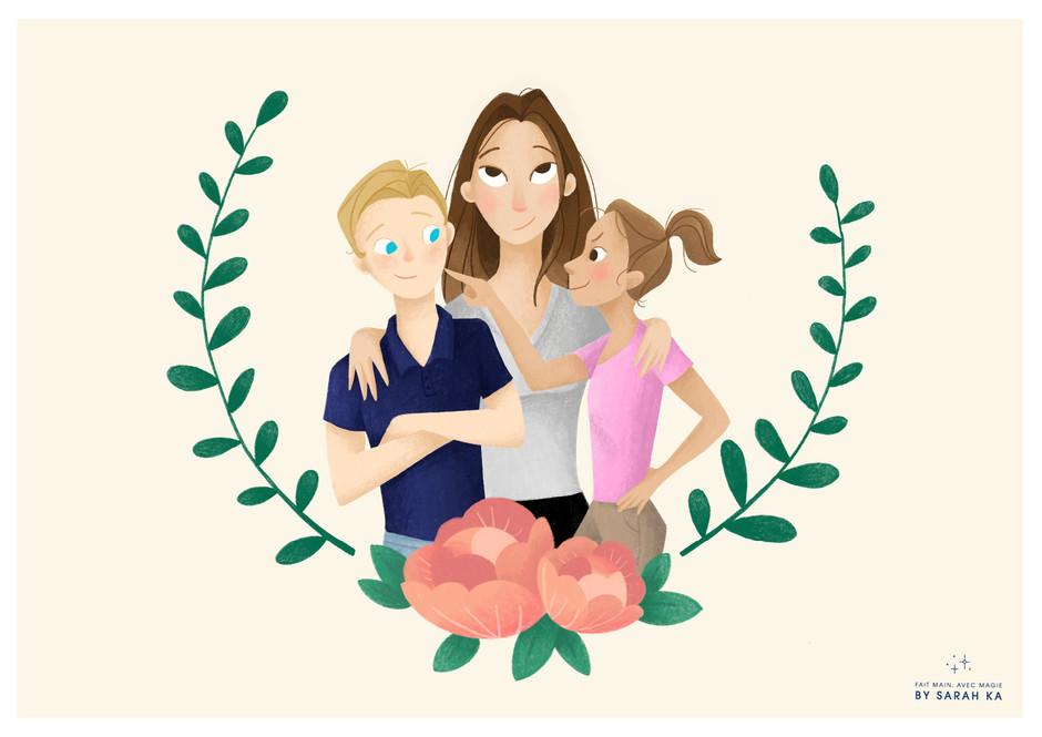 PORTRAIT DE FAMILLE / FAMILY PORTRAIT