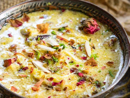 """Sheer Khurma"" traditional tonic............!!"