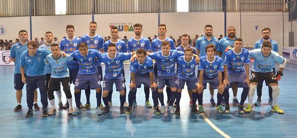 taubate futsal campeao copa paulista 201
