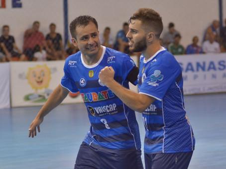 Taubaté bate Pulo do Gato e está na final da Copa Paulista