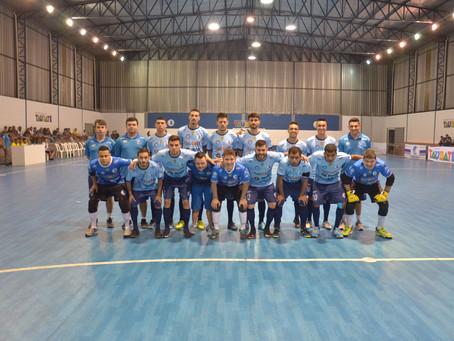 Fora de casa, Taubaté bate São José na Copa Paulista de Futsal