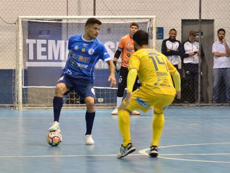Taubaté perde para São José na Liga Paulista de Futsal