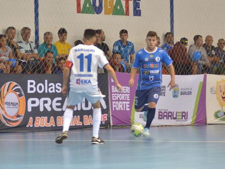 Taubaté defende título da Copa Paulista de Futsal neste sábado