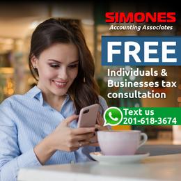 Cliente: Simones Accounting (EUA)