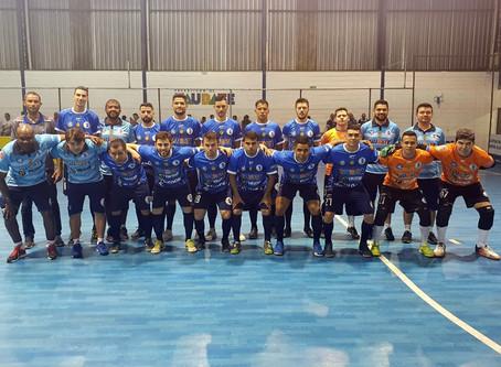 Taubaté bate Taboão na Liga Paulista de Futsal