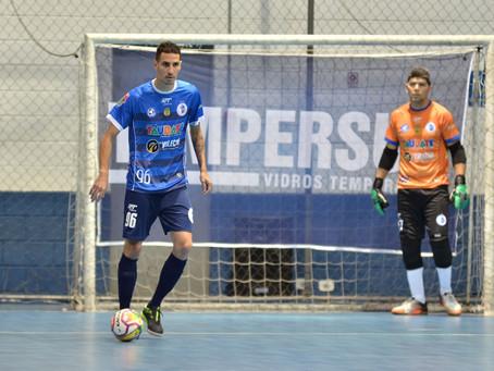 Taubaté visita São Caetano nesta quarta pela Liga Paulista de Futsal