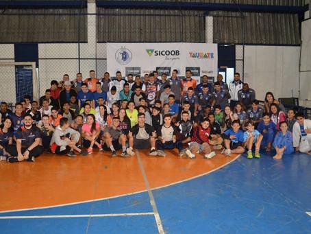 Taubaté Futsal participa de ação social no bairro Monte Belo