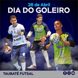 Cliente: Taubaté Futsal (Taubaté, SP)