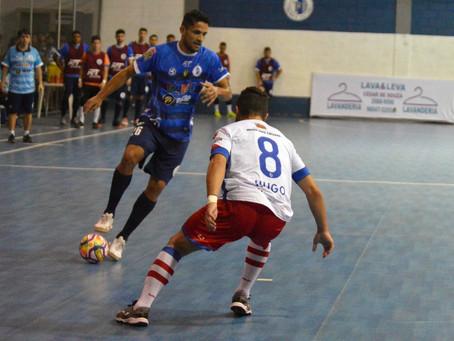 Taubaté chega à final da Copa Paulista de Futsal pelo quarto ano seguido