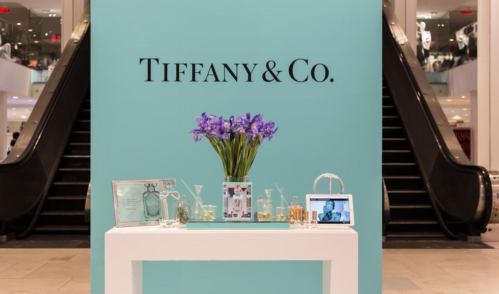 Macy's HSQ Tiffany launch 2018