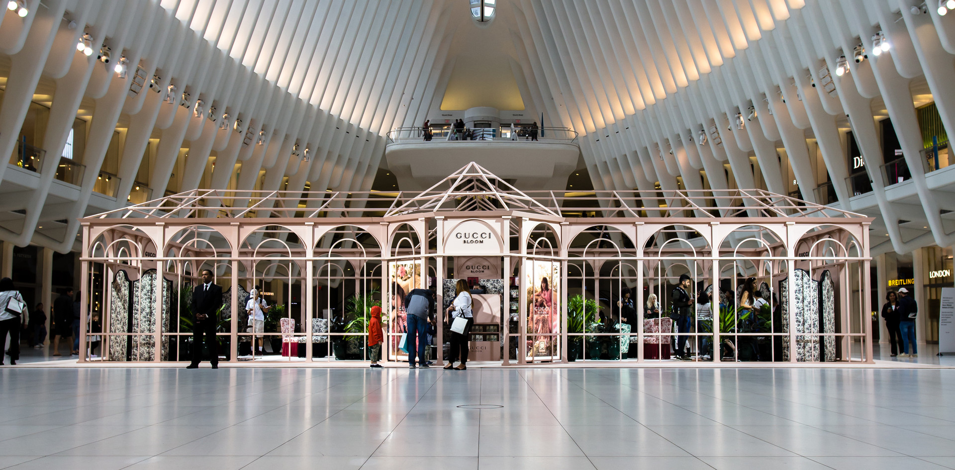 Oculus NYC Gucci event 2018