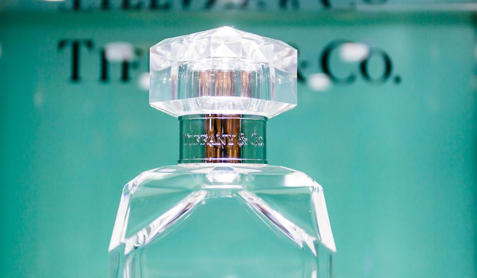 Tiffany new fragrance launch