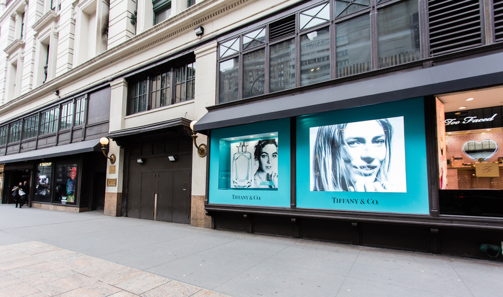 Macy's HSQ Tiffany launch 2019