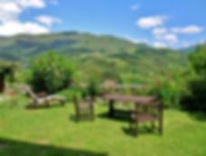 Casa rural Olmares / Turismo rural / Vacaciones rurales / Pico de Europa / Liébana / Basieda / Lomeña / Cantabria